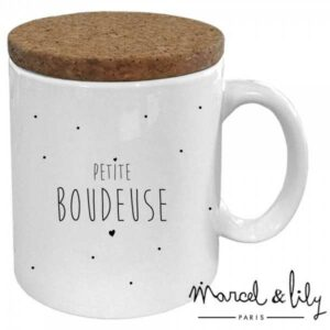 mug petite boudeuse Marcel & Lily